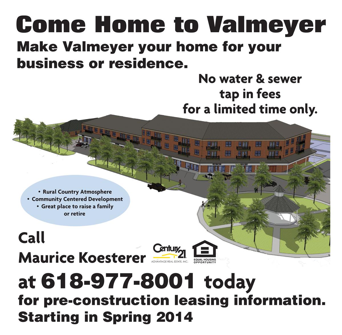 Come Home to Valmeyer